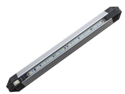 Nebula 12V LED strip light - 250mm with switch